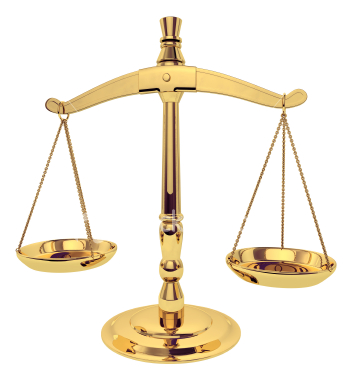 Picture of scales